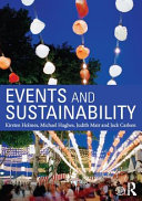 Events and Sustainability: Conclusion