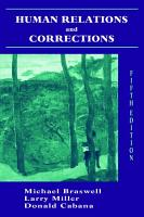 Human Relations and Corrections PDF
