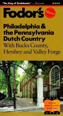 Philadelphia and the Pennsylvania Dutch Country PDF