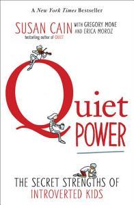 Quiet Power Book