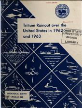 Tritium Rainout Over the United States in 1962 and 1963: Issues 520-539