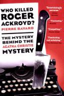 Who Killed Roger Ackroyd
