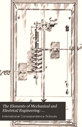 The Elements of Mechanical and Electrical Engineering: Supplementary volume. Motor design (continuous-current) Theory of alternating-current apparatus. Design of alternating-current apparatus