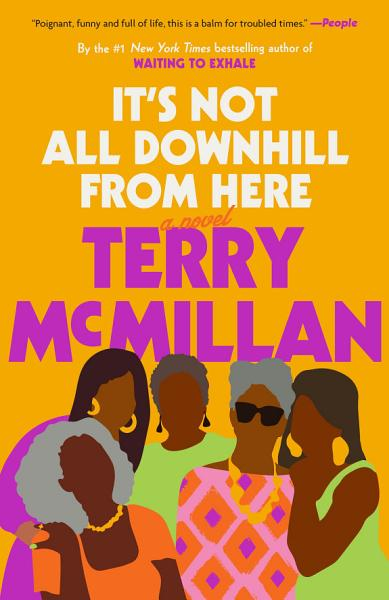 Download It s Not All Downhill From Here Book