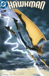 Hawkman (2002-) #16