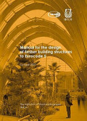 Manual For The Design Of Timber Building Structures To Eurocode 5 Book PDF