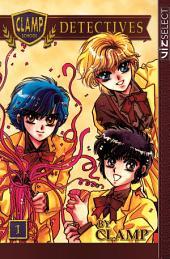 Clamp School Detectives: Volume 1