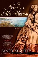 The Notorious Mrs  Winston PDF
