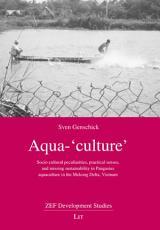 Aqua-'culture'