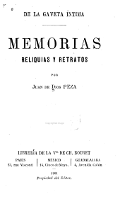De la gaveta íntima: memorias, relíquias y retratos