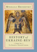 History of Ukraine Rus  PDF