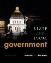 State and Local Government: Edition 9