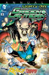 Green Lantern Annual (2012-) #2