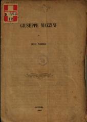 Giuseppe Mazzini ai suoi nemici