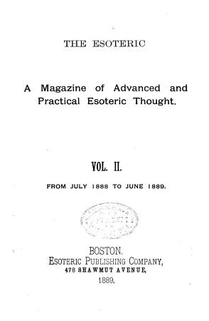 The Esoteric PDF