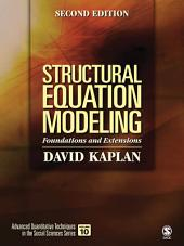 Structural Equation Modeling: Foundations and Extensions, Edition 2