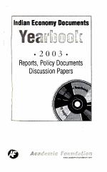 Indian Economy Documents Yearbook 2003