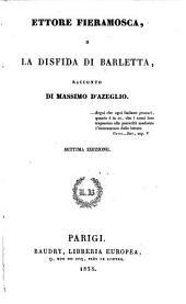 Ettore Fieramosca: o, La disfida di Barletta