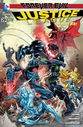 Justice League (2011- ) #29