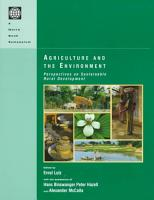 Agriculture and the Environment PDF