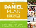 The Daniel Plan Essentials Church-Wide Campaign Kit