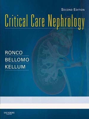 Critical Care Nephrology E Book PDF