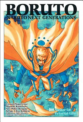 Comic Boruto   Naruto Next Generation Chapter 50 PDF