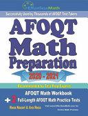 AFOQT Math Preparation 2020   2021 PDF
