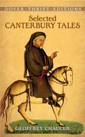 Selected Canterbury Tales PDF