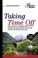 Taking Time Off PDF