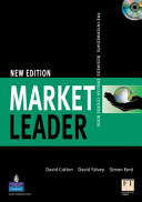 Market Leader Pre-Intermediate Coursebook for Pack New Edition
