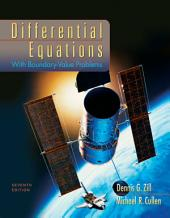 Differential Equations with Boundary-Value Problems: Edition 7