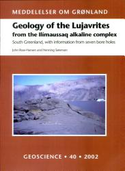 Geology Of The Lujavrites From The Illimaussaq Alkaline Complex Book PDF