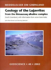 Geology Of The Lujavrites From The Illimaussaq Alkaline Complex