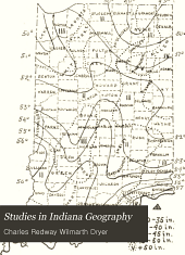 Studies in Indiana Geography