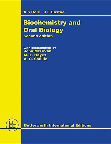 Biochemistry and Oral Biology PDF