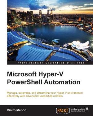 Microsoft Hyper V PowerShell Automation PDF