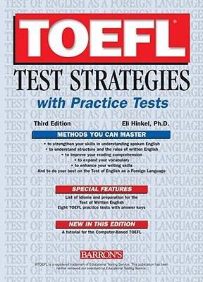 TOEFL Test Strategies with Practice Tests PDF