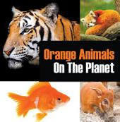 Orange Animals On The Planet: Animal Encyclopedia for Kids