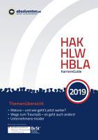 HAK HLW HBLA KarriereGuide 2019 PDF