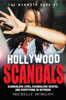 The Mammoth Book of Hollywood Scandals PDF