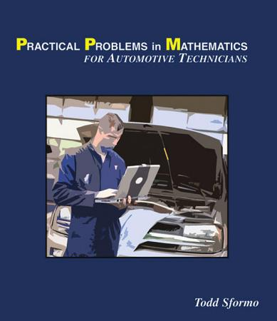 Practical Problems in Mathematics  For Automotive Technicians PDF