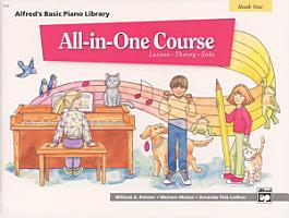 Alfred s Basic All in One Course  Book 1 PDF