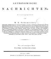Astronomische Nachrichten: Volumes 24-25