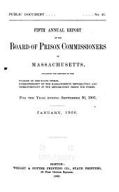 Annual Report: Volume 5