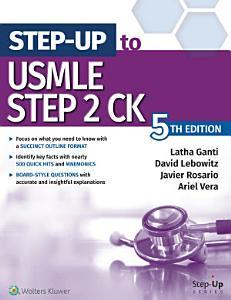 Step Up to USMLE Step 2 CK Book