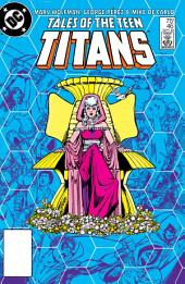 Tales of the Teen Titans (1984-) #46
