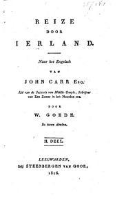 Reize door Ierland: Volume 2