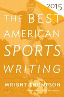 The Best American Sports Writing 2015 PDF