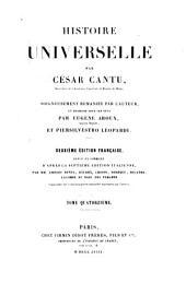 Histoire universelle: soigneusement remaniée par l'auteur, Volume14